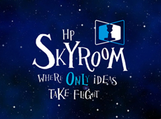 HP Skyroom Screen Saver